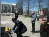 BiH dani u Kanadi, Spomenik mirovnih misija i pomirenja<br>BiH days in Canada, Monument peacekeeping missions and reconciliation