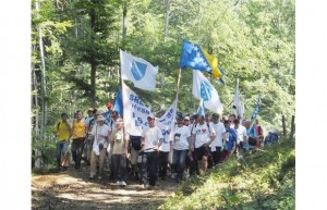 Read more about the article Marching toward Srebrenica