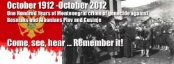 ACTION ALERT: Genocide in Plav/Gusinje