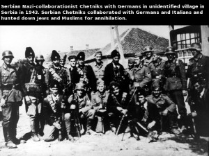 serbian-chetniks