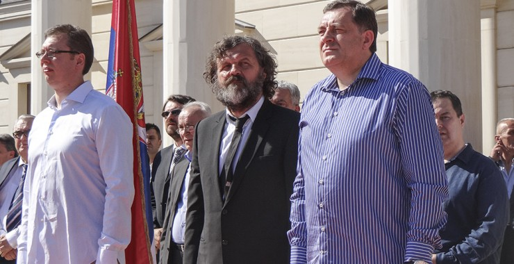 Read more about the article ACTION ALERT: Stop Emir Kusturica