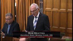 Ovacije u Kanadskom Parlamentu povodom Dana Državnosti Bosne & Hercegovine