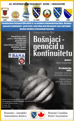 Bosniak - genocide in continuity