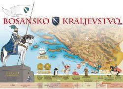 10. marta 1391. godine, umro Tvrtko I Kotromanić - Bosanski kralj - oličenje nesalomljivosti povijesne bosanskohercegovačke države