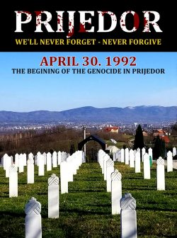 April 30 - The beginning of the genocide in Prijedor