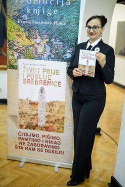 """Esnefa Smajlović-Muhić: """"Život prije i poslije Srebrenice"""""""