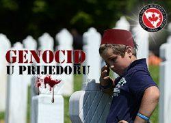 Saopćenje povodom 20. jula Dana sjećanja na žrtve genocida u Prijedoru