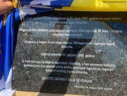 Kultura sjećanja - Koncentracioni logor smrti Omarska