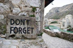 IGK: Saopćenje povodom 26 godina od barbarskog rušenja Starog mosta - mostarski urbicid