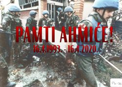 Do you remember Ahmici? - Never forget genocide in Ahmici