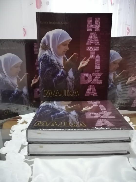 "Read more about the article Knjiga ""Majka Hatidža"", autorice Esnefe Muhić"
