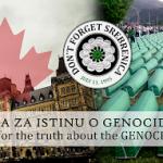 PAŽNJA – AKCIJA: Serijal u povodu 25 godina od genocida u Srebrenici– Kanadska bitka za istinu i pravdu