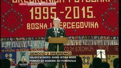 Bošnjački ultimatum Valentinu Inzku