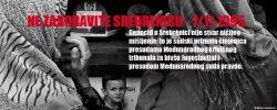 Sve džamije u Kanadi komemorišu 25. godišnjicu od genocida u Srebrenici