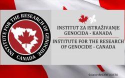 Izjava Instituta za istraživanje genocida Kanada {IGK} povodom 25. godišnjice od potpisivanja Dejtonskog mirovnog sporazuma
