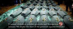 Otvoreni poziv da se 9. januar obilježi kao Dan početka genocidne agresije na BiH
