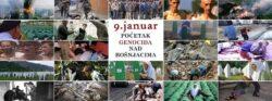 Izjava IGK povodom 9. januara - Početkom genocida nad Bošnjacima